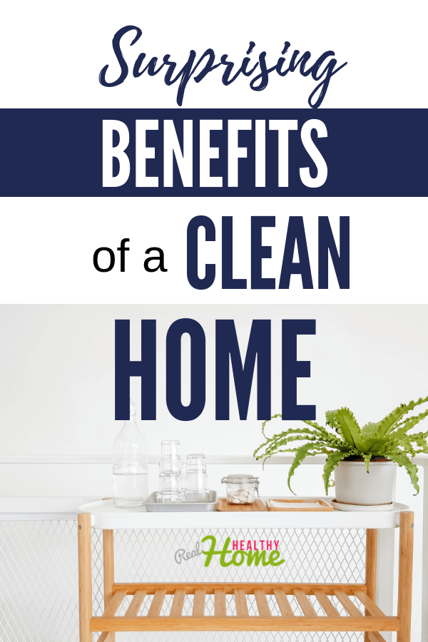 benefits of a clean environment